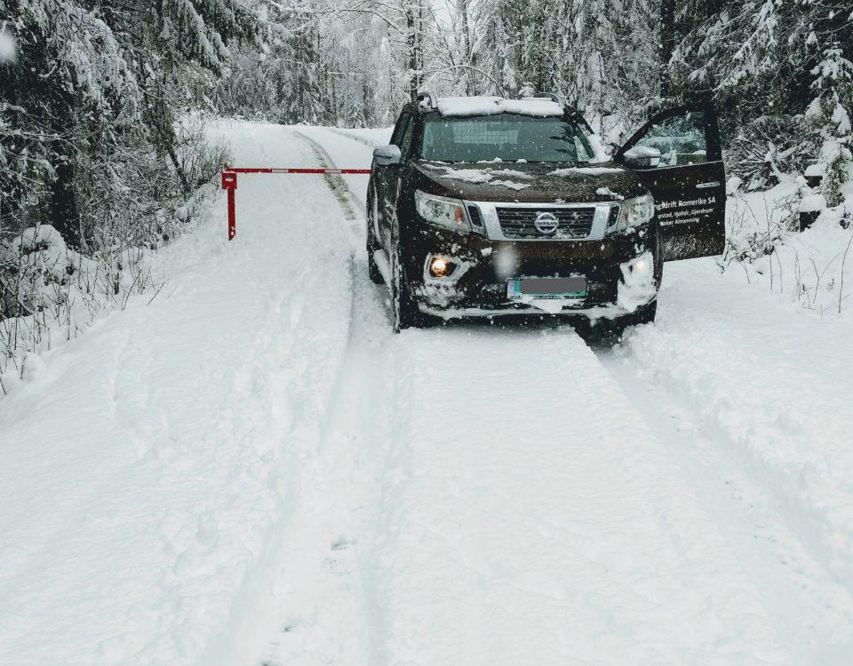 Snø 11mai 2017