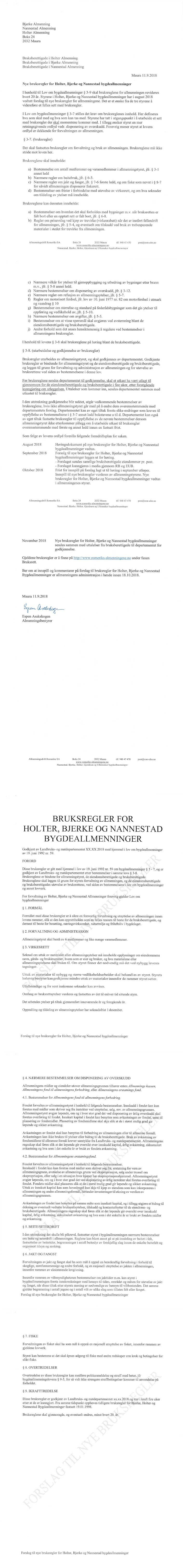 Forslag-til-nye-bruksregler-i-Bjerke,-Holter-og-Nannestad-Bygdeallmenninger-1